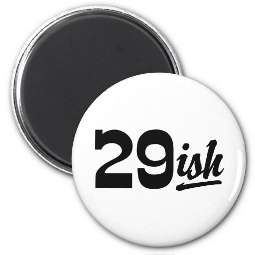 Funny 30th Birthday Magnet