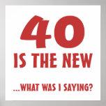 Funny 40th Birthday Gag Gifts