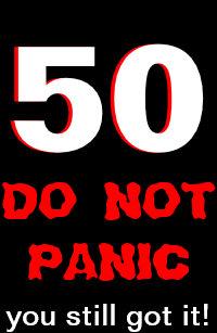 Rlvzcacheau Funny 50th Birthday Card R69c6ff