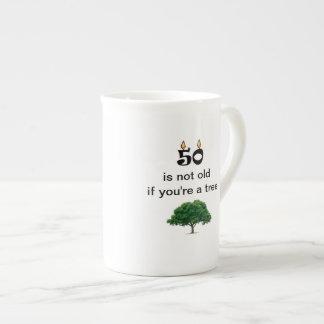 Funny 50th birthday coffee or tea mug