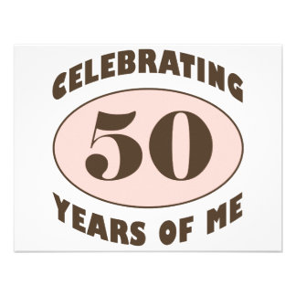 Funny 50th Birthday Gifts Invite