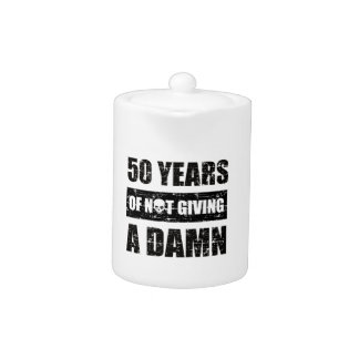 Funny 50th year birthday gift