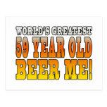 Funny 59th Birthdays : Worlds Greatest 59 Year Old