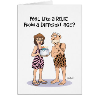 Funny 64th Birthday Card for Men