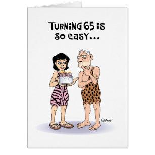 Funny 65th birthday cards invitations zazzle funny 65th birthday card bookmarktalkfo Gallery
