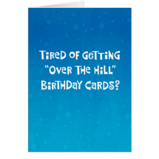 Funny 67th Birthday Greeting Card