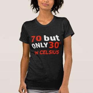 funny 70 birthday design T-Shirt