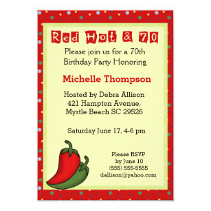 Funny 70th Birthday Invitations Zazzle Au