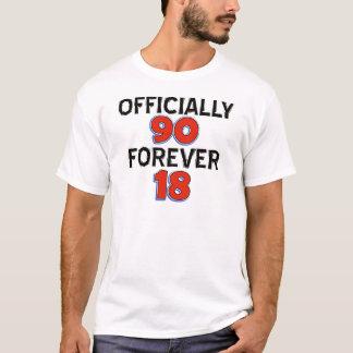 funny 90th birthday designs T-Shirt