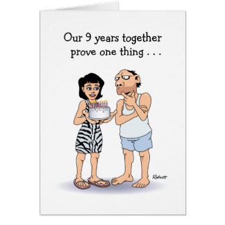 Funny Wedding Anniversary Cards & Invitations | Zazzle.com.au
