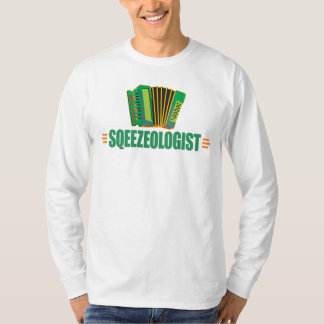 Funny Accordion Music T-Shirt