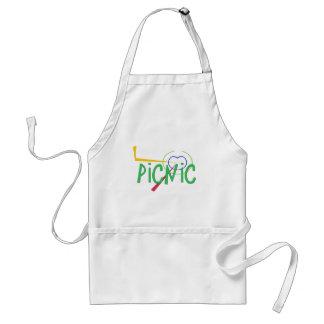 Funny Acronym- PICNIC Standard Apron