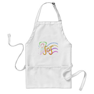 Funny Acronyms- SOS Adult Apron