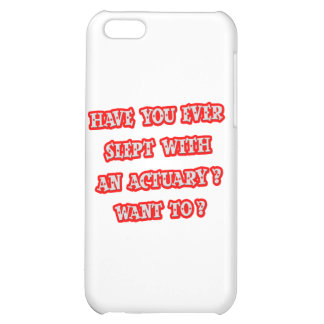 Funny Actuary Pick-Up Line Case For iPhone 5C