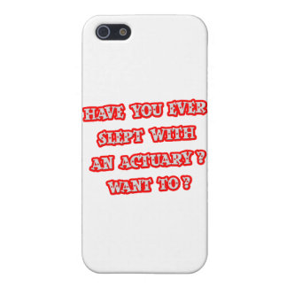 Funny Actuary Pick-Up Line Covers For iPhone 5