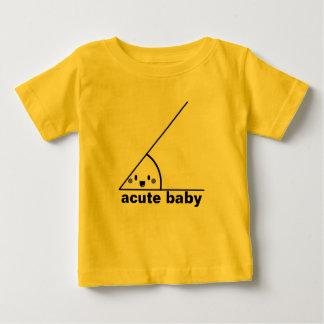 Funny acute angle geeky tshirt