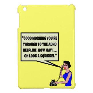 Funny ADHD iPad Mini Cover