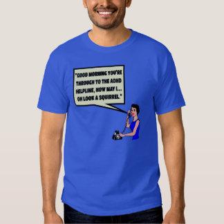 Funny ADHD Shirt