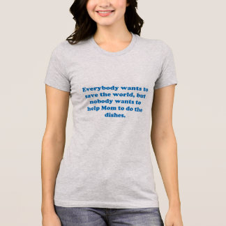 Funny adult sarcasm humor & jokes about family T-Shirt