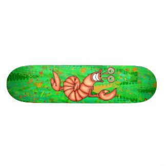 Funny Aerobic Lobster Skateboards
