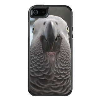 Funny African Grey OtterBox iPhone 5/5s/SE Case