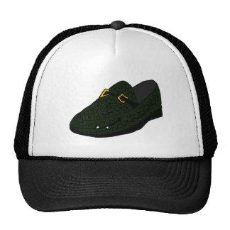 Funny Alligator Shoe Art Mesh Hats