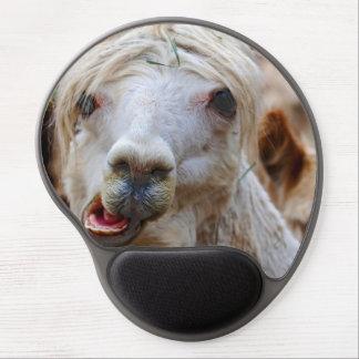 Funny Alpaca Mouse Pad