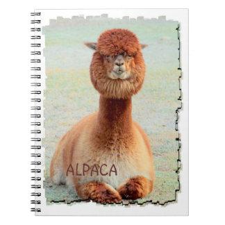 Funny Alpaca Notebook