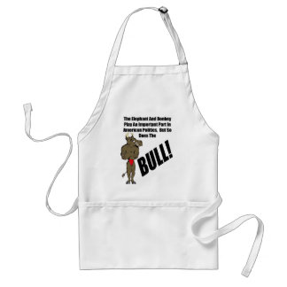 Funny American Politics T-shirts Gifts Adult Apron