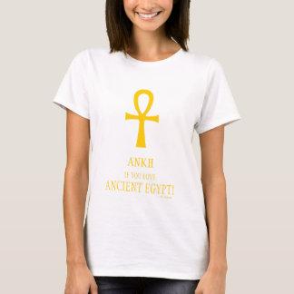 Funny Ancient Egypt Ankh Egyptian Life Symbol T-Shirt