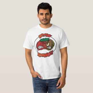 Funny and Scary Rotten Tomato Men's Shirt