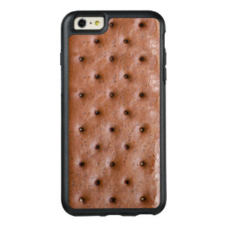 Funny and Sweet Ice Cream Sandwich Look OtterBox iPhone 6/6s Plus Case