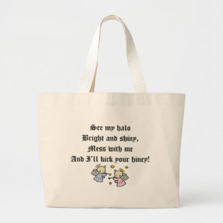 Funny Angels T-shirts Gifts Bags