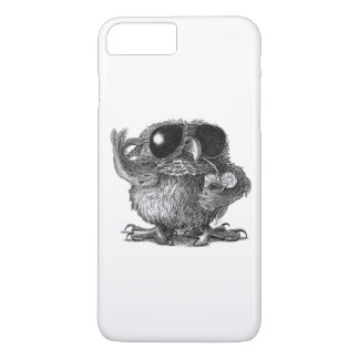 Funny Animal Cool Owl iPhone 7 Plus Case