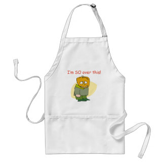 Funny Anti Halloween Aprons