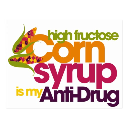 Funny antidrug post cards