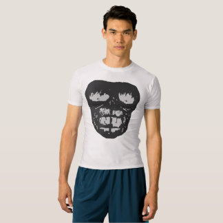 Funny Ape gorilla chest Six Pack T-Shirt
