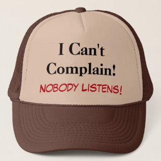 Funny Apparel Trucker Hat