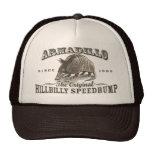 Funny Armadillo Speedbumps by Mudge Studios Cap