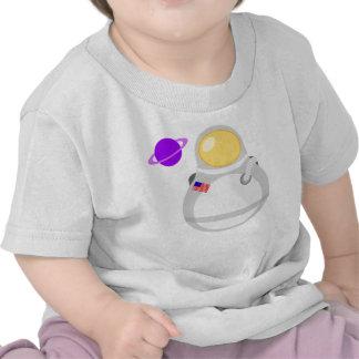 Funny Astronaut T Shirt