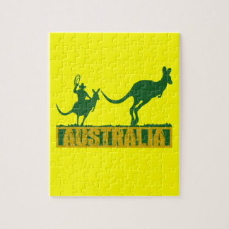 Funny Australia Puzzle