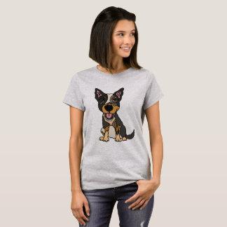Funny Australian Cattle Dog Puppy T-shirt