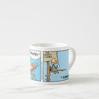 Funny Aviation Humor Espresso Mug