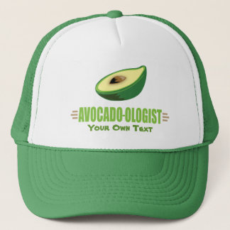 Funny Avocado Lover Trucker Hat