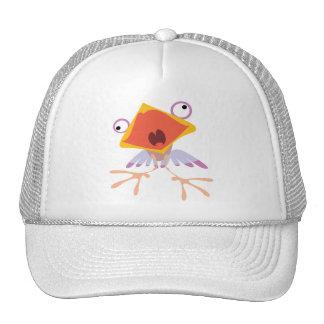 Funny Baby Bird Trucker Hats