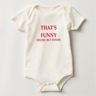 FUNNY BABY BODYSUIT