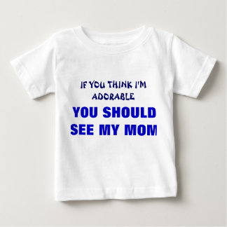 Funny Baby Clothes Baby T-Shirt