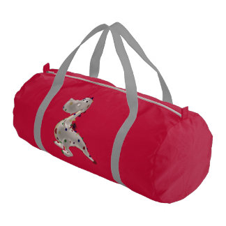 Funny Baby Dragon Gym Bag