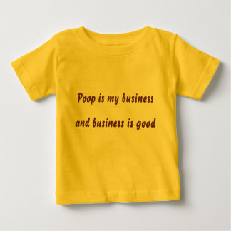 Funny baby shirt