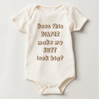 Funny Baby Shower Bodysuit